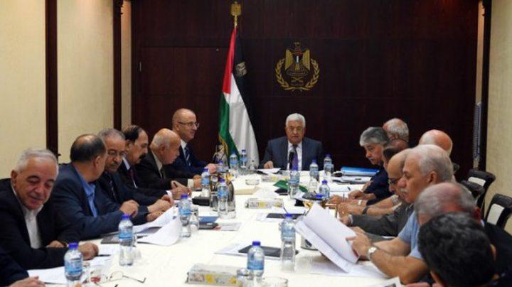 الأحمد: القيادة الفلسطينية ستعقد اجتماعاً غدًا لمناقشة عدة ملفات
