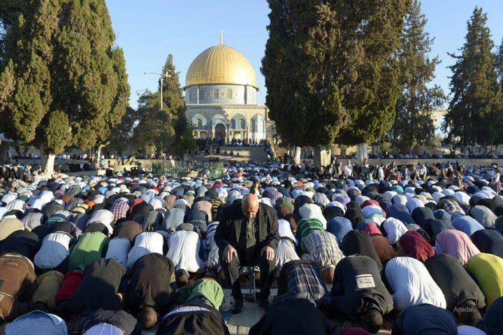 موعد صلاة عيد الفطر 2020 في فلسطين