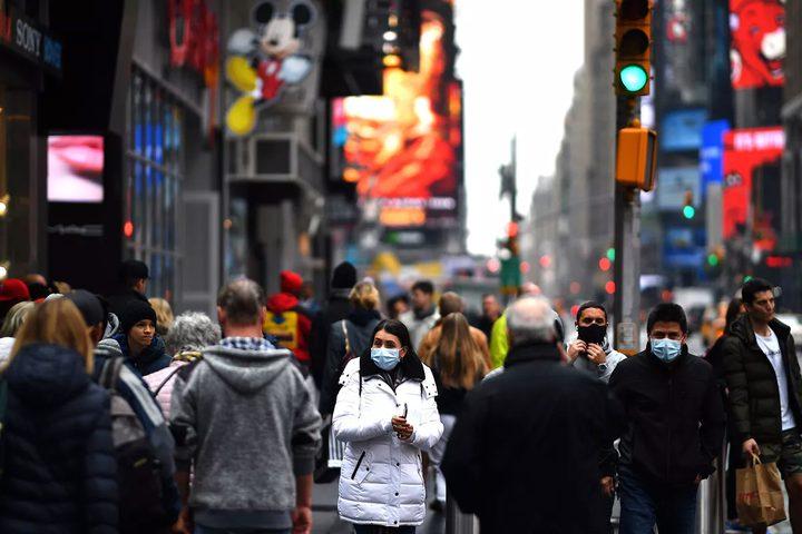 الولايات المتحدة تسجل أقل من 800 حالة وفاة جراء فيروس كورونا
