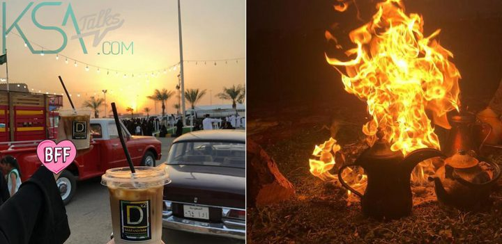 منافسة قوية بين مرزوقة وأبو قحط تشعل التويتر