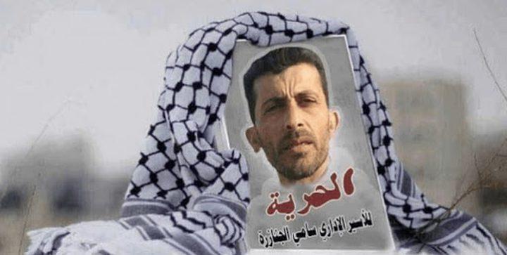 الاسير جنازرة يواصل اضرابه عن الطعام رفضا لاعتقاله الاداري