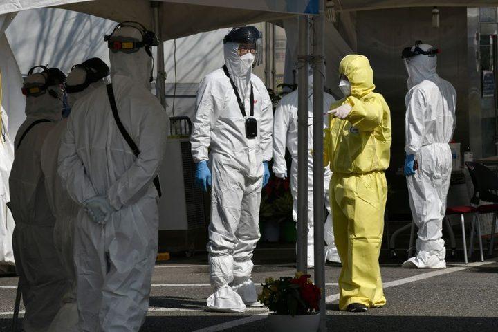 كوريا الجنوبية : 13 اصابة جديدة بفيروس كورونا ولا وفيات جديدة
