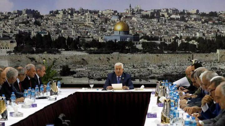 القيادة الفلسطينية تجتمعللرد على مخطط الضم الإسرائيلي