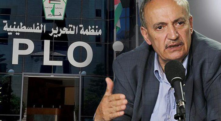 أبو يوسف يطالب بتوفير الحماية الدولية للشعب الفلسطيني
