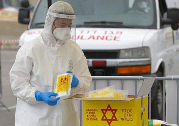 ارتفاع عدد وفيات فيروس كورونا في دولة الاحتلال إلى 279