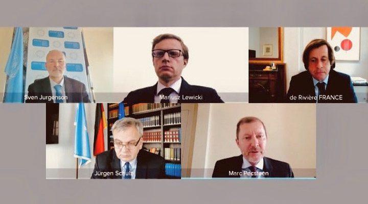الاتحاد الأوروبييحث دولة الاحتلال على الامتناع عن قرار الضم