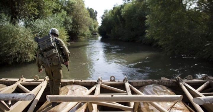 سلطات الاحتلال تخفض كميات المياه في عدة محافظات