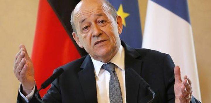 فرنسا تحذر اسرائيل من ضم أجزاء من الضفة الغربية