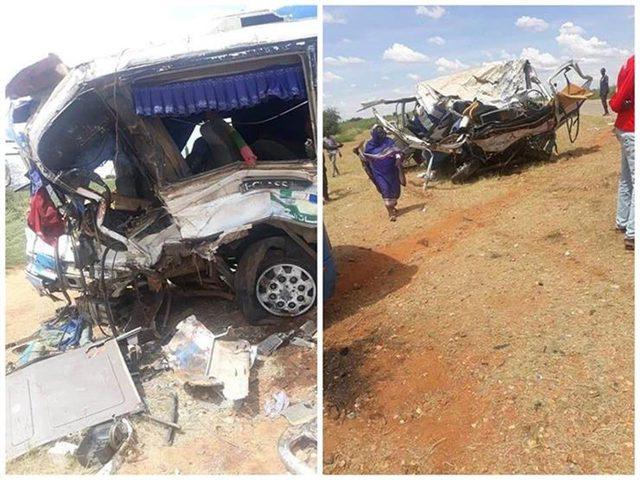 مصرع 43 شخصا واصابة 31 اخرون في حادث سير شمال دارفور
