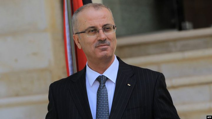 الحمدالله يهنئ الشعب الفلسطيني بحلول عيد الفطر السعيد