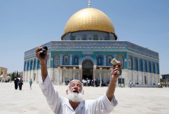 الكسواني: سيتم فتح المسجد الأقصى لاستقبال المصلين بعد عيد الفطر