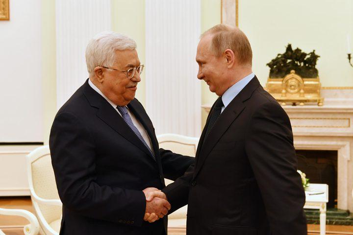موسكو تجدد استعدادها لتنظيم لقاء بين الرئيس عباس ونتنياهو