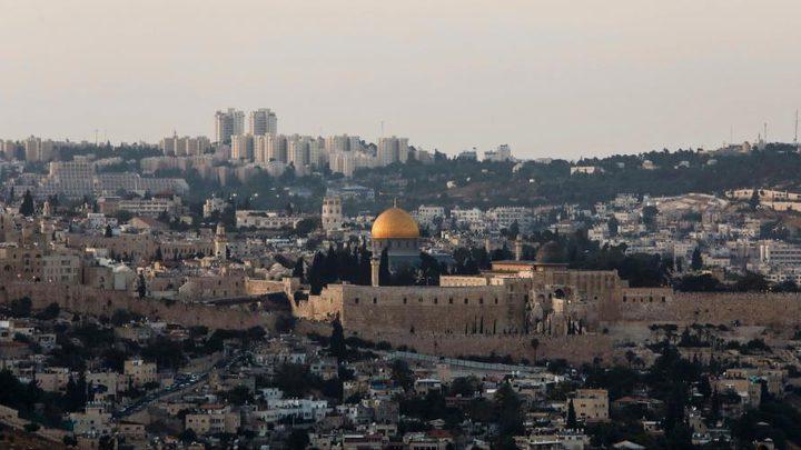 مخططات الاستيطان والتهويد تتواصل في القدس الشرقية