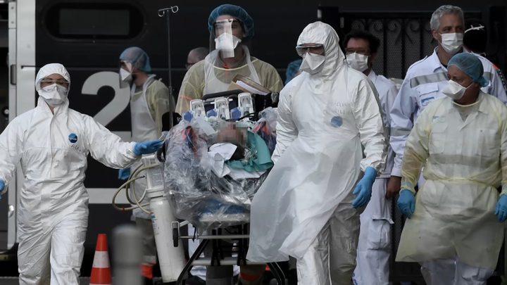 الولايات المتحدة تسجل انخفاضا في اعداد المصابين بفيروس كورونا
