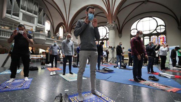 كنيسة ألمانية تستضيف المسلمين خلال شهر رمضان