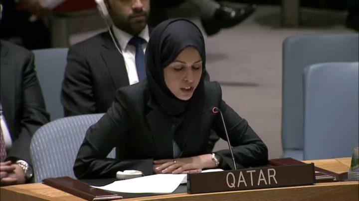 قطر تطالب مجلس الأمن بحظر الهجمات السيبرانية المهددة للأمن والسلم