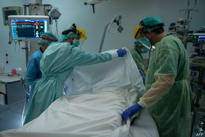 95 وفاة و1604 إصابة، و784 حالة تعاف في صفوف جالياتنا