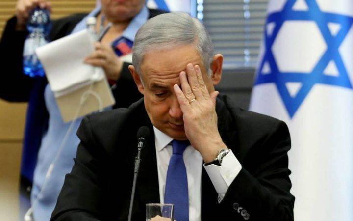 نتنياهو: اول رئيس وزراء للاحتلال يخضع لمحاكمة