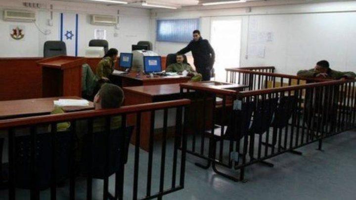 محكمة الاحتلال تمدد توقيف أسيرينمن يعبد