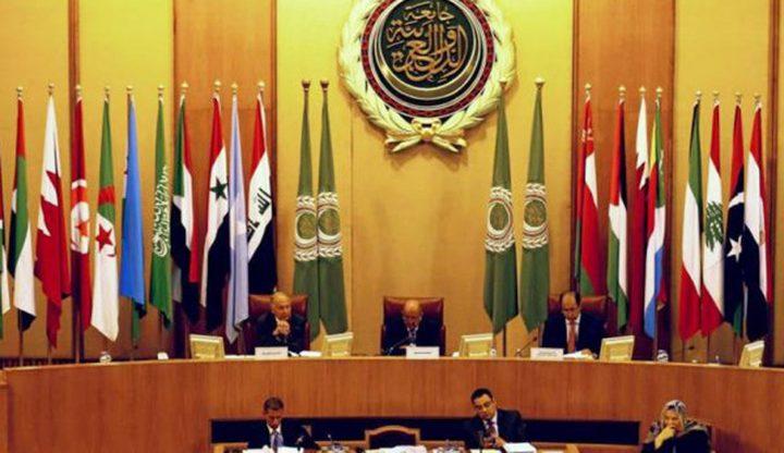 الجامعة العربية تؤكد أهمية التضامن العربي لدعم القضية الفلسطينية