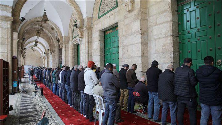الاوقاف الفلسطينية تصدر تعليمات واجراءات لإعادة فتح المساجد غدا