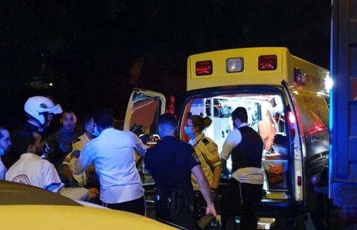 إصابة شاب من بئر المكسور بجروح خطيرة إثر تعرضه لإطلاق نار