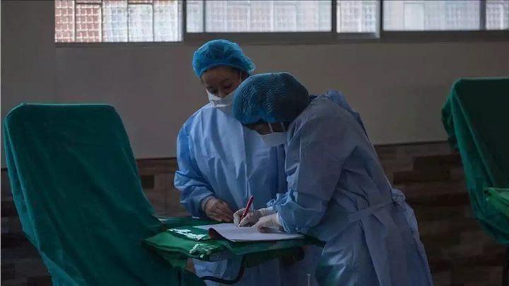 3 اصابات جديدة بفيروس كورونا في قطاع غزة