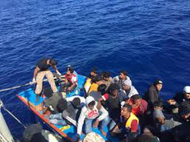 منع مئات المهاجرين من الوصول إلى أوروبا بحرا