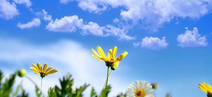 الطقس: الحرارة أعلى من معدلها السنوي بـ3 درجات