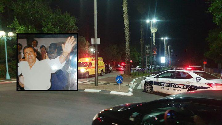 مقتل مواطنمن البعنة بجريمة إطلاق نار