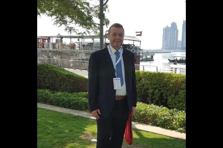 وفاة الدكتور حاتم ملاك مدير عام مستشفى الزكاة بطولكرم
