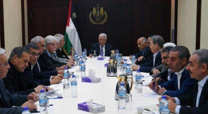 القيادة الفلسطينية تكشف خطواتها القادمة لمواجهة سياسة الضم