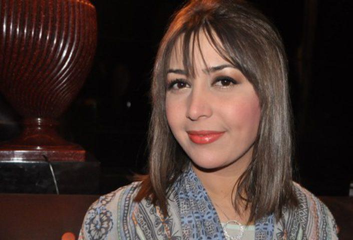 ابنة الفنانة المغربية جنات تشعل مواقع التواصل