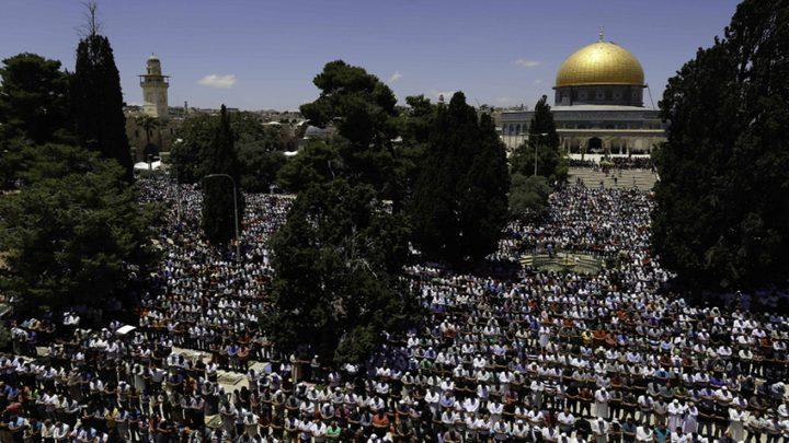 """الأوقاف الإسلامية تصدر تعميما حول الصلاة في """"الأقصى"""""""