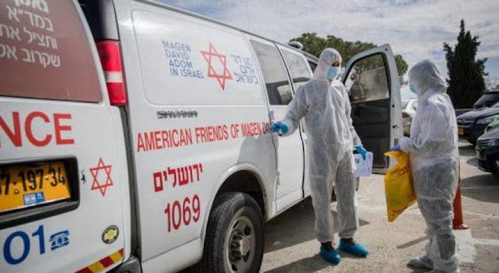 24 اصابة جديدة بفيروس كورونا في دولة الاحتلال