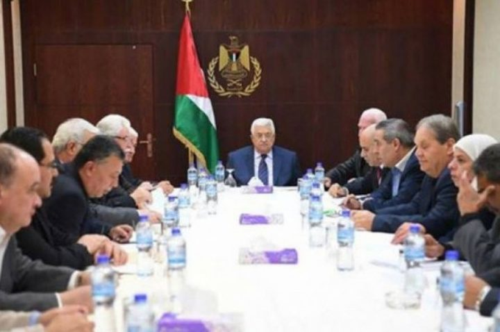 """مركزية """"فتح"""" تعقد اجتماعا لها في رام الله"""