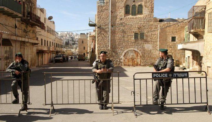 حمدان: مستمرون بترميم الحرم الإبراهيمي رغم مضايقات الاحتلال