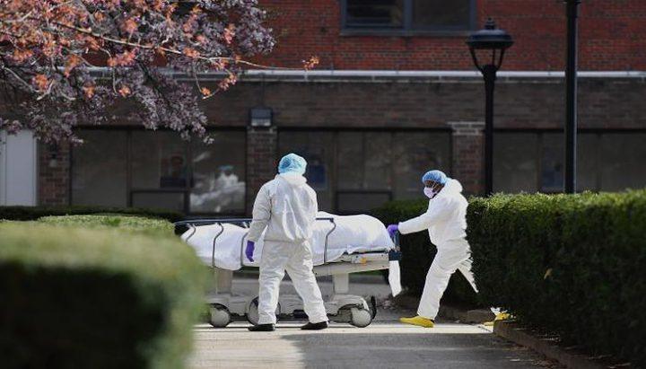تسجيل 1297 حالة وفاة بكورونا خلال 24 ساعة بالولايات المتحدة