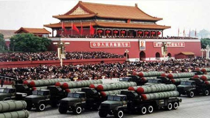 الصين تهدد بمهاجمة تايوان عسكريا لمنع استقلالها