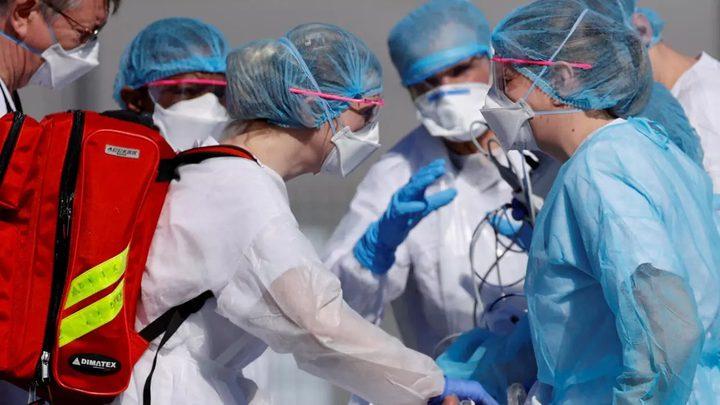 تسجيل 324 وفاة جديدة بفيروس كورونا في بريطانيا