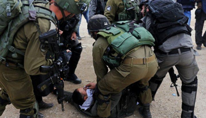 قوات الاحتلال تعتقلشابا من يعبد في جنين
