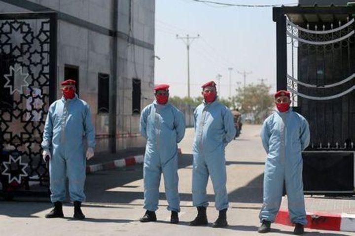 لا إصابات جديدة بفيروس كورونا في غزة