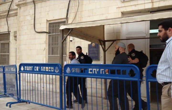 محكمة الاحتلال تمدد اعتقال الطالبين حسن وعلوي