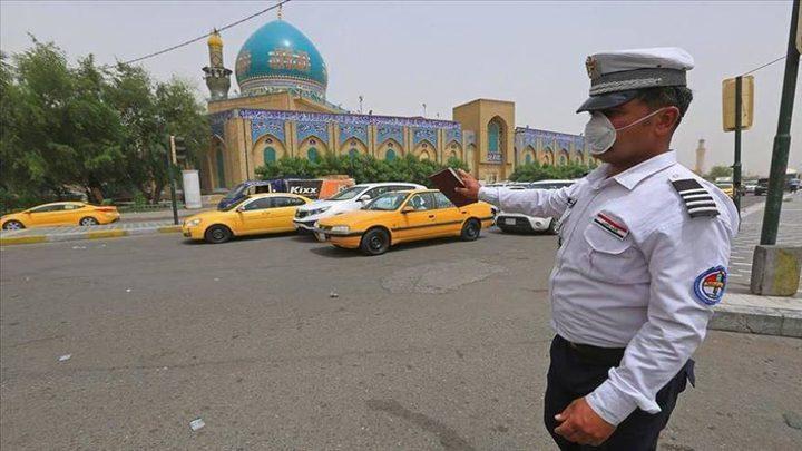 حظر تجوال شامل في جميع المدن العراقية
