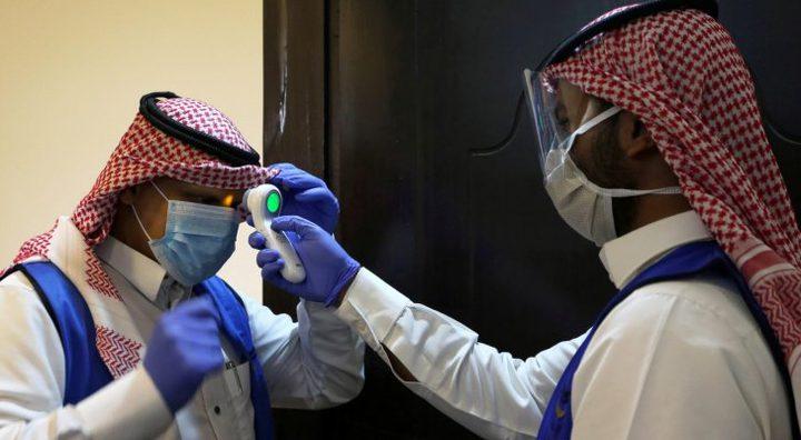 """تسجيل 1877 حالة إصابة جديدة بـ""""كورونا"""" في السعودية"""