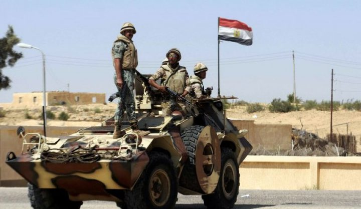 مصر: الجيش يعلن عن مقتل 19 إرهابياً شمال  سيناء