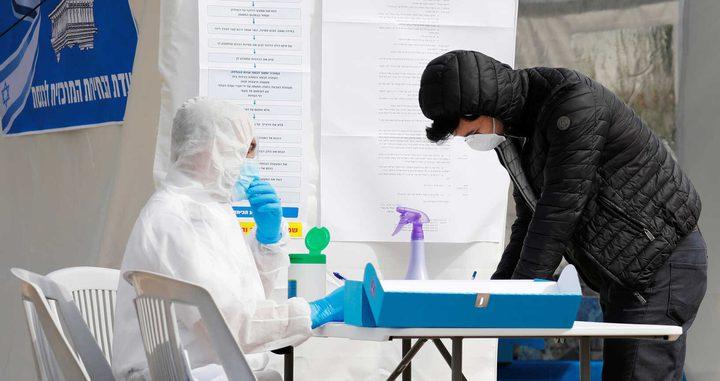 صحة الاحتلال توسع دائرة إجراء فحوصات كورونا