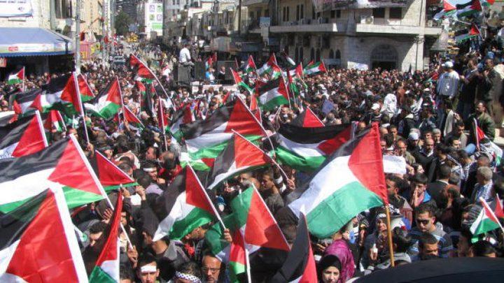 تظاهرات في أراضي 48 ضد جرائم الشرطة الإسرائيلية تجاه الفلسطينيين