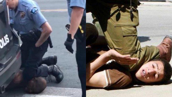 كاتب إسرائيلي يقارن بين عنصرية شرطة الاحتلال والشرطة الأمريكية