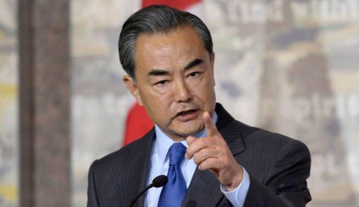 موقف الصين من أشد المواقف الرافضة لضم الضفة